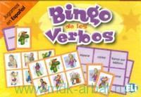 Bingo de los Verbos : Jugamos en Espanol : A2-B1