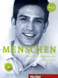 Menschen A 1.2 : Deutsch als Fremdsprache : Arbeitsbuch