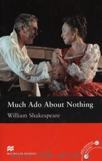 Much Ado About Nothing : Level 5 Intermediate : Retold by M. Tarner : Audio Download