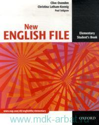 New English File : Elementary : Student`s Book