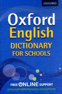 Oxford English Dictionary for Schools : Free Online Support