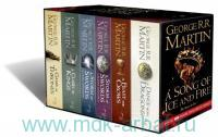 A Song of Ice and Fire : The Story So Far. 6 Vol. Box Set