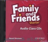 Family and Friends : Starter : Audio Class CDs
