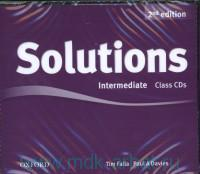 Solutions : Intermediate : Class CDs