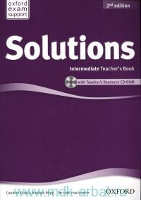 Solutions : Intermediate Teacher's Book