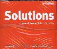 Solutions : Upper-Intermediate : Class CDs