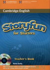 Cambridge English Storyfun for Starters : Teacher's Book