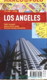 Los Angeles : City Map : М 1:15 000