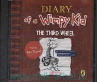Dairy of a Wimpy Kid : The Third Wheel : CD