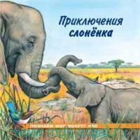Приключения слоненка : для детей дошкольного возраста