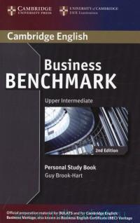 Cambridge English : Business Benchmark : Upper Intermediate Bulats and Business Vantage : Personal Study Book