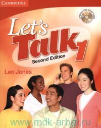 Let`s Talk 1 : Student`s Book