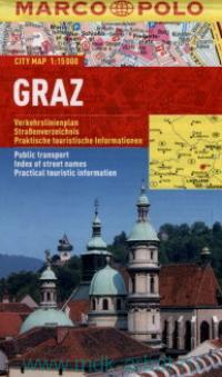 Graz : City Map : М 1:15 000