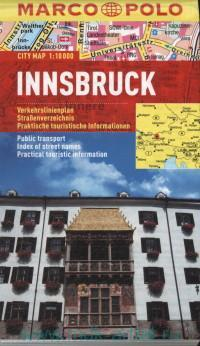 Innsbruck : City Map : М 1:10 000