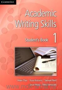 Academic Writing Skills 1 : Student's Book