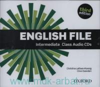 English File. Intermediate : Class Audio CDs(4)