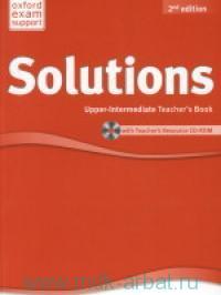 Solutions : Upper-Intermediate : Teacher's Book