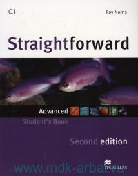 Straightforward : Advanced. C1 : Student's Book