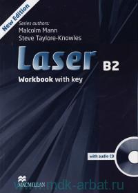 Laser B2 : Workbook with Key