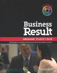 Business Result : Advanced : Student's Book