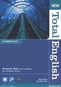 New Total English : Elementary : A1-A2 : Student's Book with ActiveBook plus Vocabulary Trainer