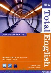 New Total English : Upper Intermediate : Student's Book with ActiveBook plus Vocabulary Trainer