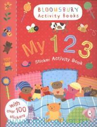 My 1 2 3 : Sticker Activity Book