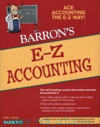 Barron's E - Z Accounting