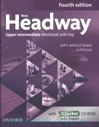 New Headway : Upper-Intermediate : Workbook : With Key