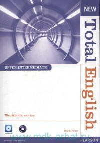 New Total English : Upper Intermediate : Workbook with Key