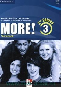 More! 3 : Workbook