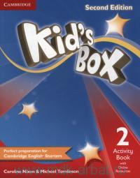 Kid's Box 2 : Activity Book with Online Resources