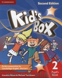Kid's Box 2 : Pupil's Book