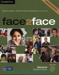 Face2Face : Advanced C1 : Student`s Book