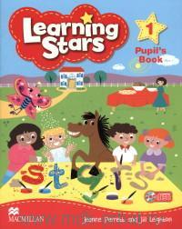 Learning Stars 1 : Pupil's Book