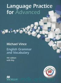Language Practice for Advanced : English Grammar and Vocabulary C1 : with Key and Macmillan Practice Online (MPO)