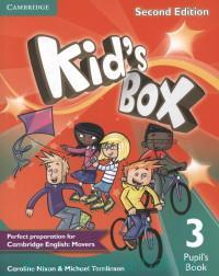 Kid's Box 3 : Pupil's Book