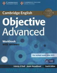 Cambridge English : Objective Advanced : Workbook with Answers : For Revised Exam From 2015