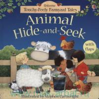 Animal Hide-and-Seek : With Flaps