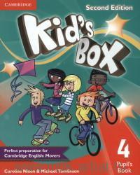 Kid's Box 4 : Pupil's Book