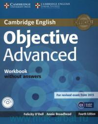 Cambridge English : Objective Advanced : Workbook : Without Answers : For revised exam from 2015
