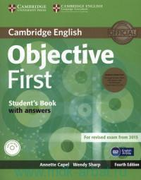 Cambridge English : Objective First : Student's Book : With Answers : For revised exam from 2015