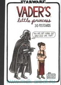 Star Wars : Vader's Little Princess : 30 Postcards