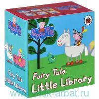 Fairy Tale Little Library : 6 books make a jigsaw