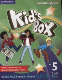 Kid's Box 5 : Pupil's Book