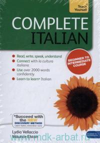 Complete Italian : Level 4 Beginner to Intermediate : CD