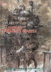 The Art of Howl's Moving Castle : A Film by Hayao Miyazaki