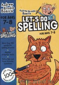 Let's do Spelling for Ages 7-8