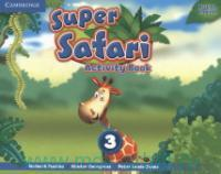 Super Safari 3 : Activity Book