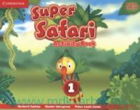 Super Safari 1 : Activity Book